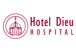corporate logo hotel dieu