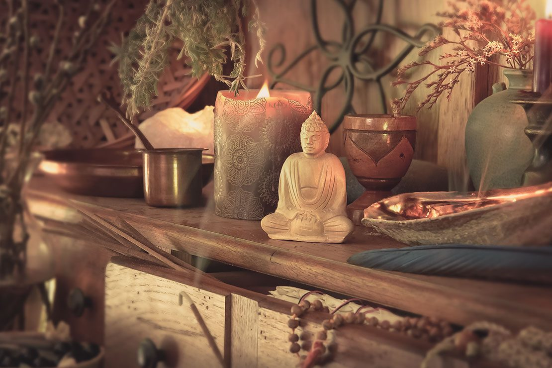 10 Ways To Clean Your Home Of Bad Energy Samatva Yoga