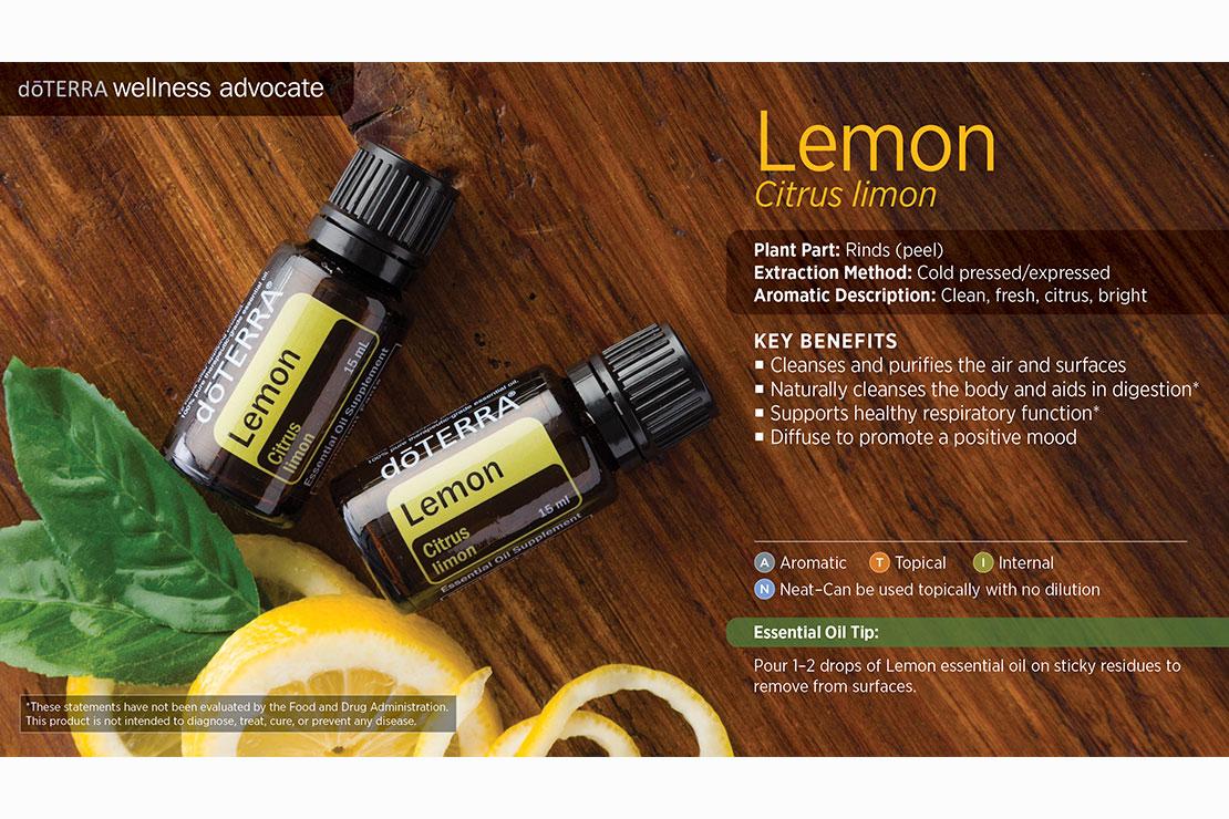 101 Uses For The Doterra Intro Kit Lavender Peppermint Lemon Essential Oils Samatva Yoga