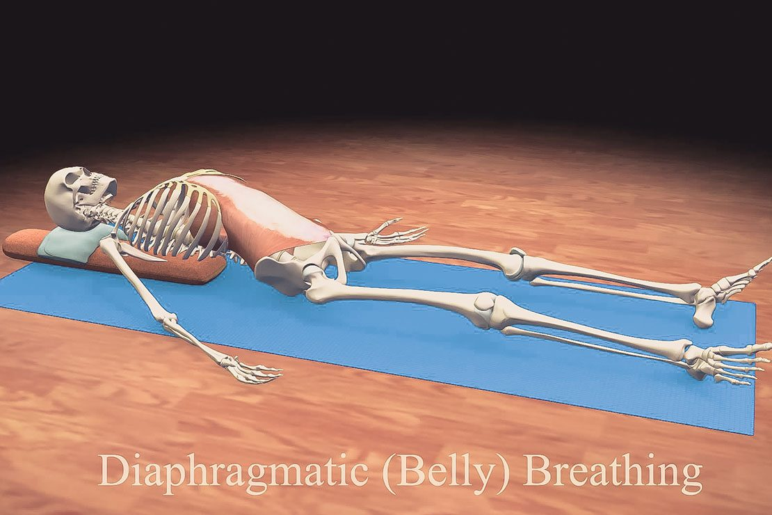 Lesson Learned: Diaphragmatic Breathing | Samatva Yoga